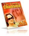 The Power Of Charisma Book Image